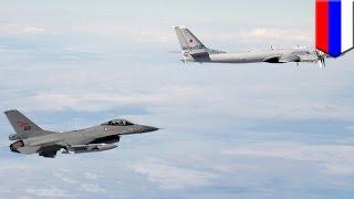 ロシア軍機欧州で活動活発化