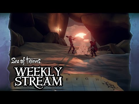 Sea of Thieves Weekly Stream - Smugglers Fortune