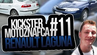 Renault Laguna - Kickster MotoznaFca #11