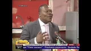 preview picture of video 'Maître Takam : Outrage aux symboles de la République, Interview2 donné à la CRTV Cameroun'