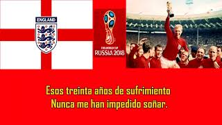 Three Lions - football's it's coming home - Subtitulos