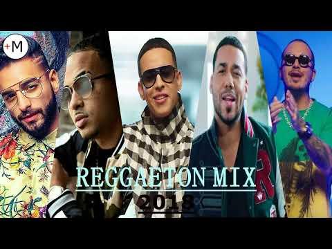 Lo Más Sonado del Reggaeton Mayo 2018 #2 - Daddy Yankee, Ozuna, Romeo Santos ,Maluma, J Balvin
