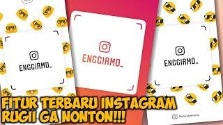 Cara Membuat Lebel Nama (Name Tag) Instagram di Android