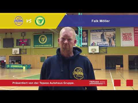 EN BASKETS vs SC RIST WEDEL O Ton Falk Möller