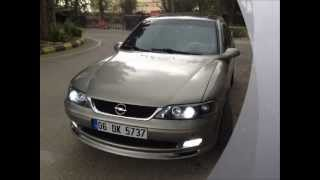OPEL VECTRA MODİFİYELİ  1997 MODEL 2000 MOTOR CD