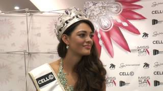 Know more about Miss South Africa 2017, Demi-Leigh Nel-Peters
