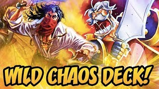 Wild Chaos Deck! | Wild Odd Rogue | The Boomsday Project | Hearthstone