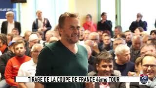 Coupe de France : dans les coulisses du tirage du 4e tour