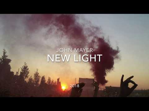 New Light | John Mayer | Lyric Video