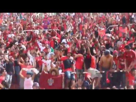 """¡Melgar campeón!"" Barra: León del Svr • Club: Melgar"