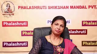 Phalashruti Student Parent Mrs Priyanka Banawalikar