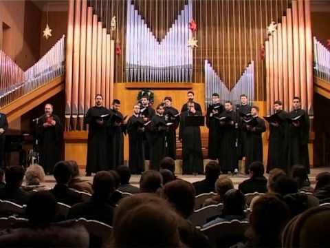 Stavropoleos – Cântări la Nașterea Domnului și colinde vechi