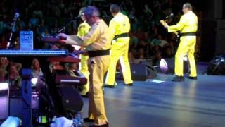 DEVO - Secret Agent Man - Atlanta 2010