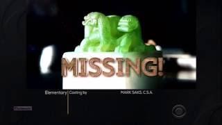 """Promo """"Elementary"""" 5.02 - CBS"""
