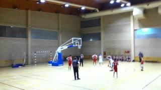 preview picture of video 'KK Sampi - KK Radnički- part 11'