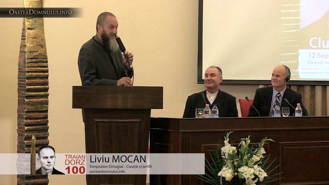 Liviu MOCAN – Simpozion Omagial Traian Dorz 100 – Cluj, 12 sept. 2013