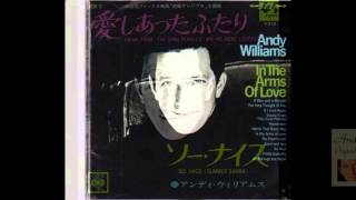 andy williams original album collection   In the arms of love -1967  愛しあったふたり