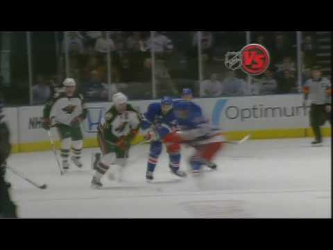 Colton Orr vs. Owen Nolan