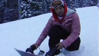 Winter Dew Tour - Keir Dillon Snowboarding Tutorial