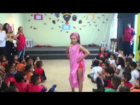 Vestimentas Africanas I - 4º e 5º ano do Ensino Fundamental - Colégio Mega Visão