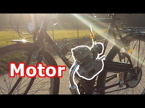 Fahrrad mit Motor selber bauen! (~40kmh)