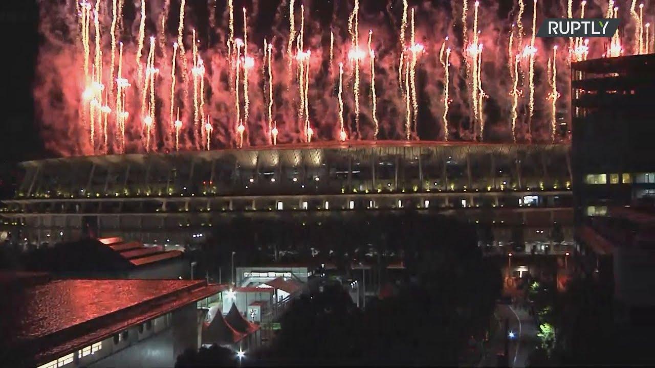 Ιαπωνία: Οι Ολυμπιακοί Αγώνες του Τόκιο ξεκίνησαν στο Εθνικό Στάδιο της Ιαπωνίας