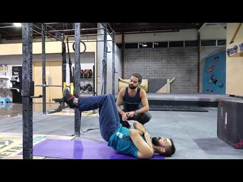 Training - Episode 5 - TRX Hip Thrust With Leg Curl
