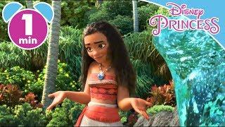 Moana | Maui Goes Fishing! | Disney Junior UK