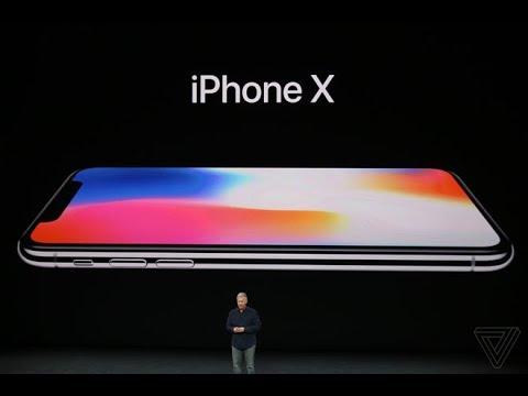 Live: iPhone 8, iPhone X ra mắt