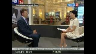 Ирина Россиус: Максим Соколов, о транспорте. 22092012