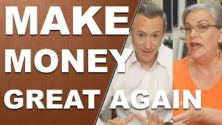 MAKE MONEY GREAT AGAIN: Gold & Silver… Q&A with Lynette Zang and Eric Griffin