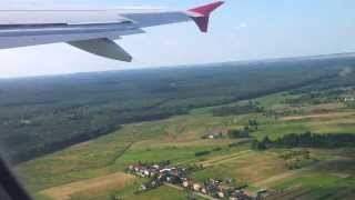 preview picture of video 'Airbus A320 start - Katowice Pyrzowice'