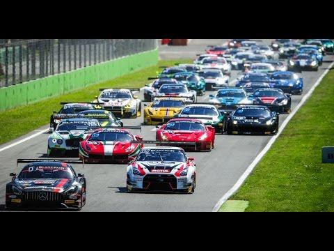 Blancpain GT Series - 3 Hours of Monza