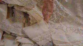 Vintage And Antique Lace Haul Part 4