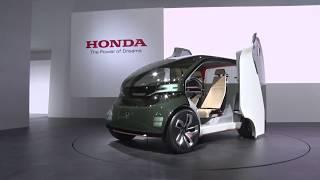 [TMS2017] Honda NeuV(ブース展示風景)