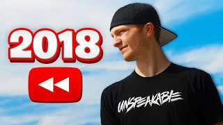 2018 WAS BEST YEAR OF MY LIFE! (UNSPEAKABLE REWIND)