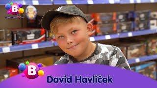 17. David Havlíček - dejte mu svůj hlas