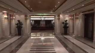 Pharaohs Palace Lounge Tour on Royal Caribbean Freedom of the Seas