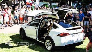 II Zlot Samochodów Elektrycznych i Hybrydowych. Piknik Elektromobilności
