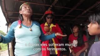 Martírio - Luta Guarani Kaiowá - Pyelito Kue