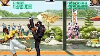 GGPO - The King Of Fighters 2002 - Cccccssss(TW) Vs Shuhai(KOR)