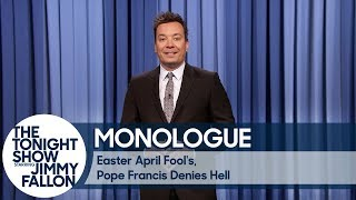 Easter April Fool