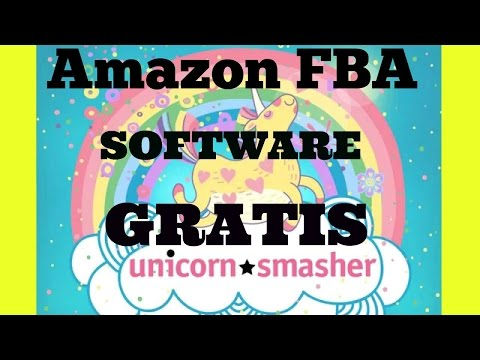 Amazon FBA Chrome extension Unicorn Smasher Gratis investiga los productos antes de invertir
