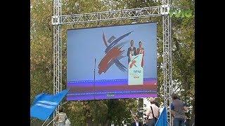 Самарские первокурсники отметили день студента парадом по кампусу