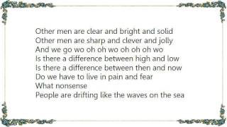 Howard Jones - Is There a Difference Lyrics