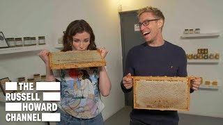 Beekeeping with Russell Howard