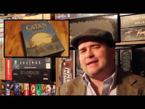 The Discriminating Gamer: Catan: Seafarers, 5th Edition