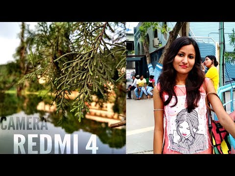 Xiaomi Redmi 4 Camera Review With Sample Images And video | Hindi |