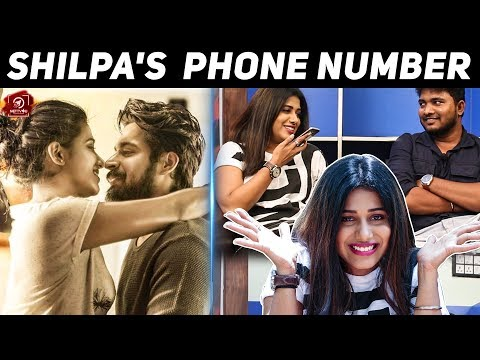 Shilpa's Phone Number? | Exclusive  ..