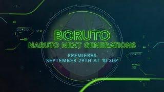 Превью к трейлеру Боруто: Новое поколение Наруто